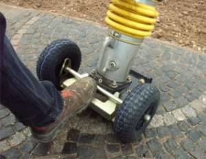 Rammer Wheel Kit