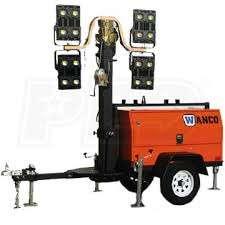 Wanco Vertical Mast LED