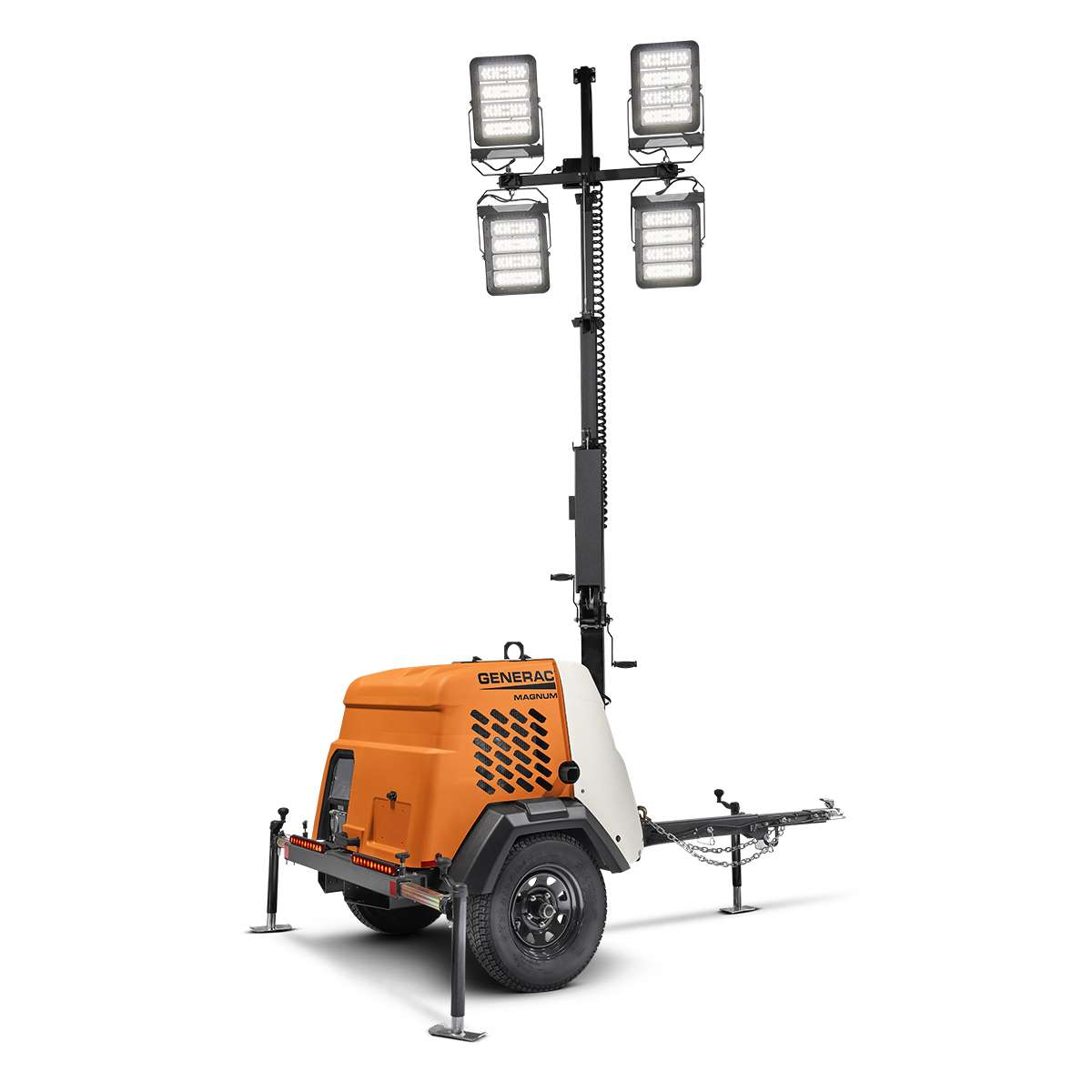 Generac Magnum MLT6SKDS LED Light Tower
