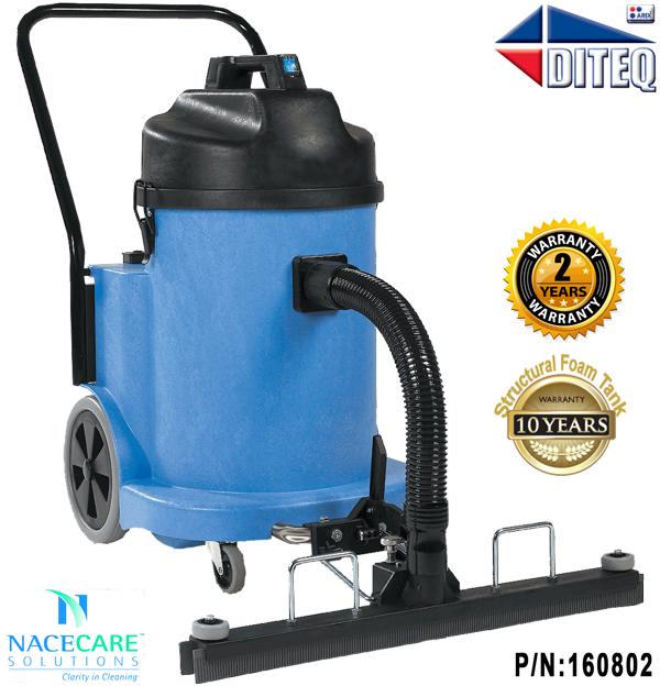 DITEQ WV900 Slurry Vacuum 12 Gal