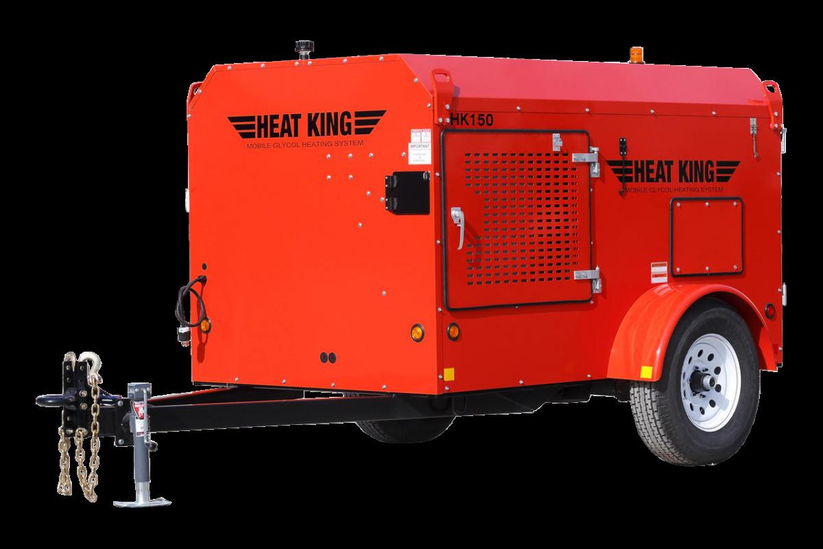 Heat King Hk150 Hydronic Glycol Ground Heater Patriot