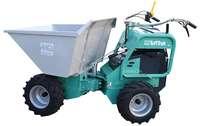 Concrete & Landscape Power Buggy & Track Dumper - Patriot